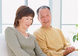 老齢のご夫婦イメージ