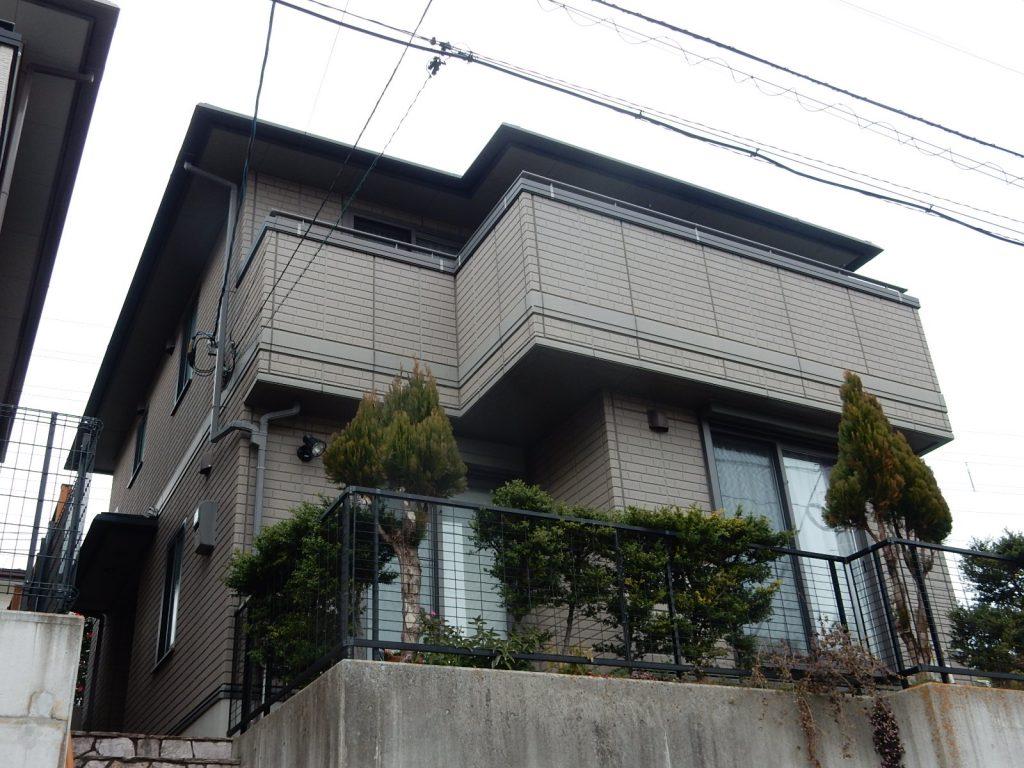 【横浜市戸塚区】外壁塗装・屋根塗装 before1