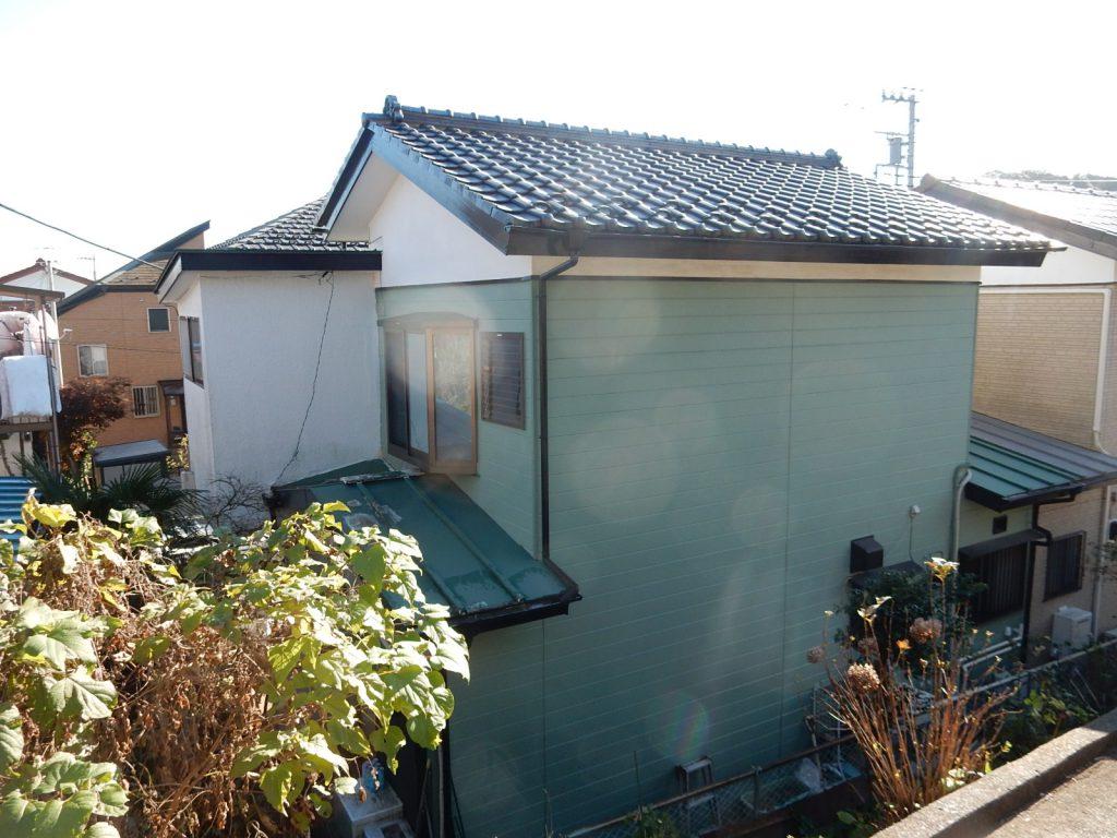 【横浜市緑区】外壁塗装パーフェクトトップ before3