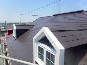 下地が命!屋根塗装+付帯設備【川崎市麻生区】 after