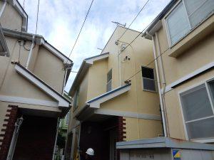 台風被害によるダイヤモンドコート屋根改修工事【横浜市緑区】ダイヤモンドコート after