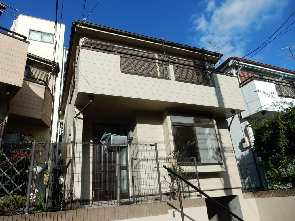 外壁塗装、屋根塗装【東京都調布市】パーフェクトトップ after1