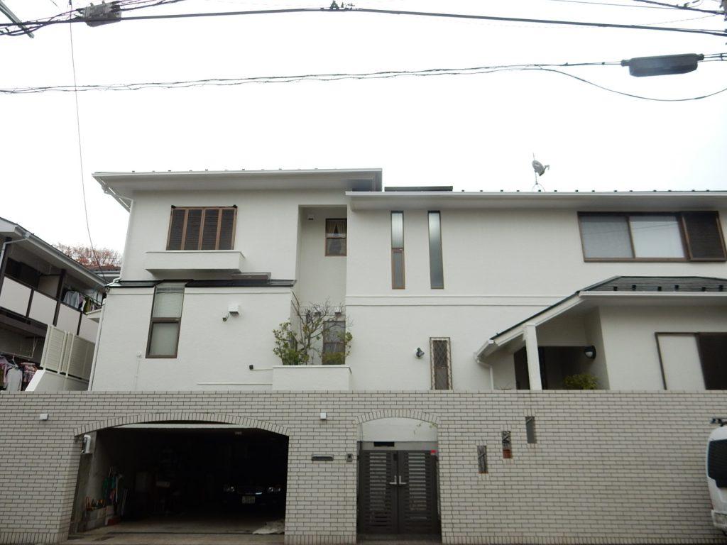 外壁塗装、屋根塗装【横浜市神奈川区】パーフェクトトップ after1