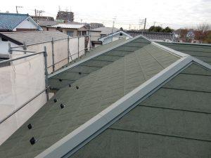 台風対策のための屋根重ね葺き工事【横浜市神奈川区】 after