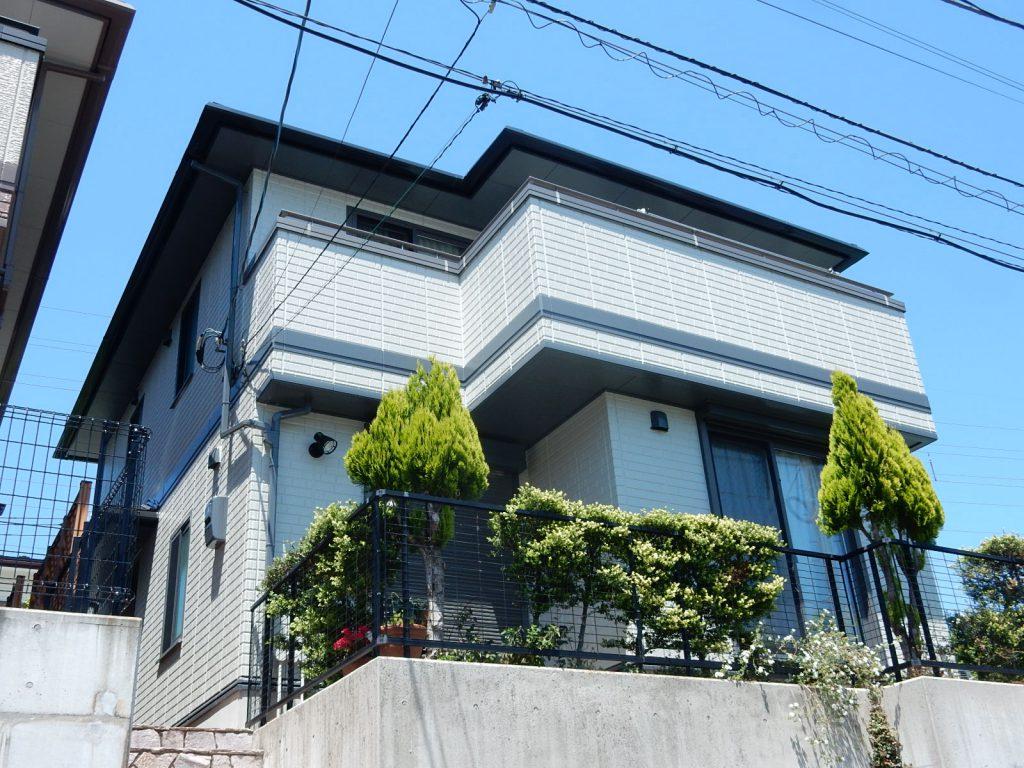 【横浜市戸塚区】外壁塗装・屋根塗装 after1