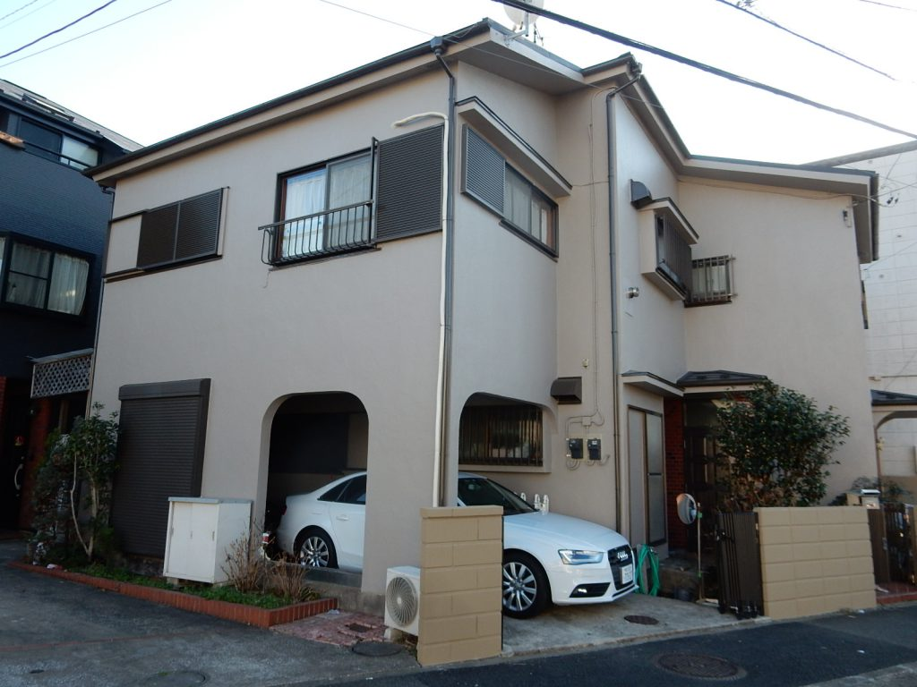 【横浜市磯子区】2階建戸建て外壁塗装パーフェクトトップ after1