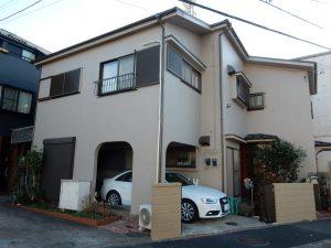 【横浜市磯子区】2階建戸建て外壁塗装パーフェクトトップ after