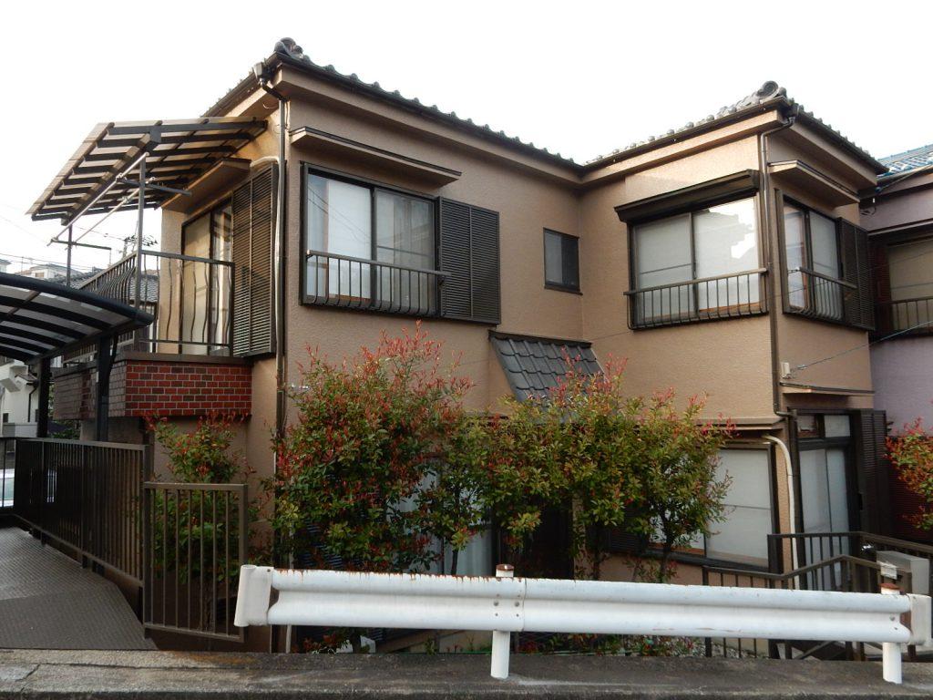 【横浜市神奈川区】外壁塗装、鉄骨腐食の補修パーフェクトトップ after1