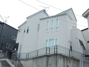 外壁塗装ジョリパットフレッシュインフィニティ(アイカ工業) after