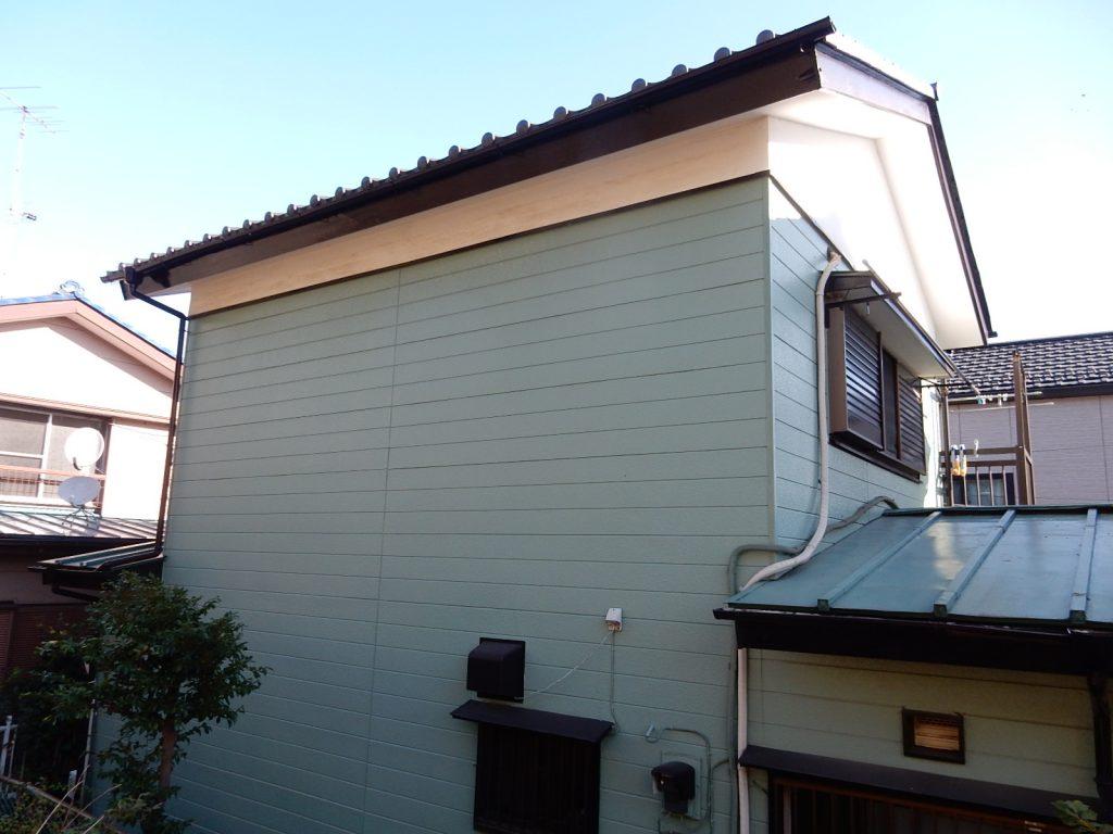 【横浜市緑区】外壁塗装パーフェクトトップ before1