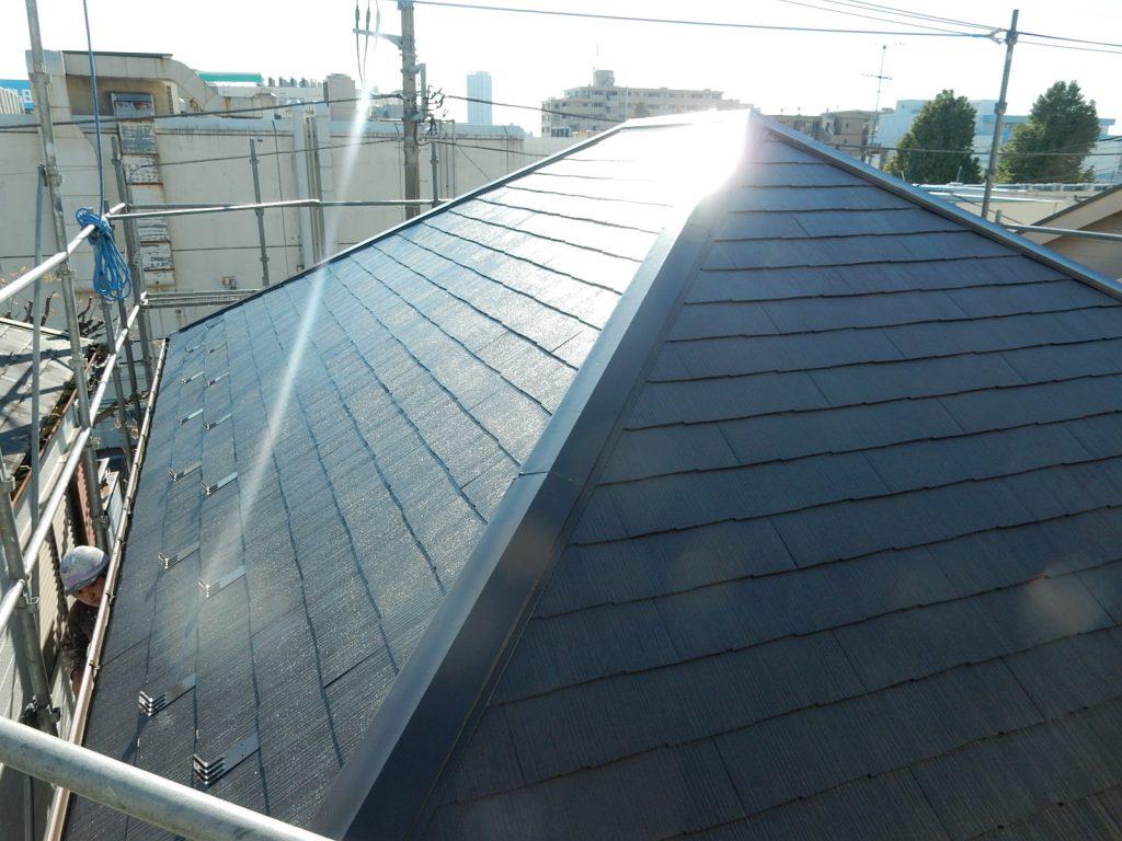 外壁塗装、屋根塗装【東京都調布市】パーフェクトトップ after2