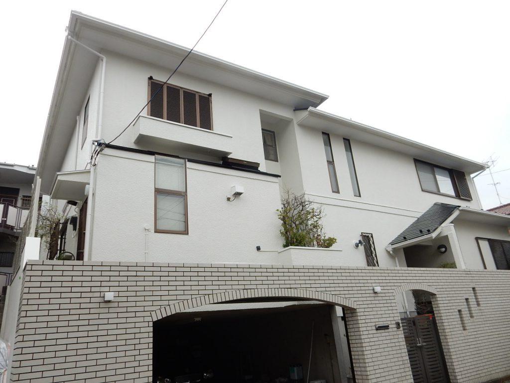 外壁塗装、屋根塗装【横浜市神奈川区】パーフェクトトップ after2