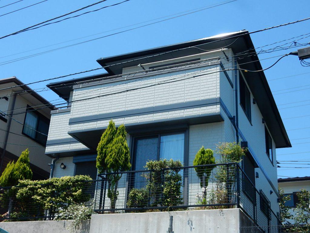 【横浜市戸塚区】外壁塗装・屋根塗装 after2