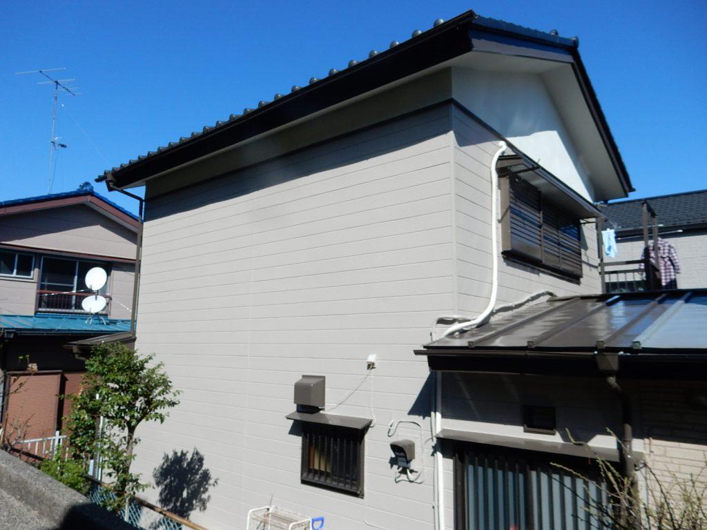 【横浜市緑区】外壁塗装パーフェクトトップ after1