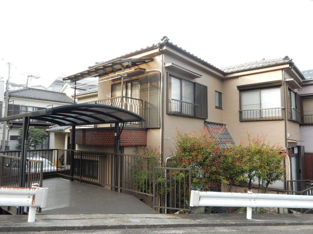 【横浜市神奈川区】外壁塗装、鉄骨腐食の補修パーフェクトトップ after2