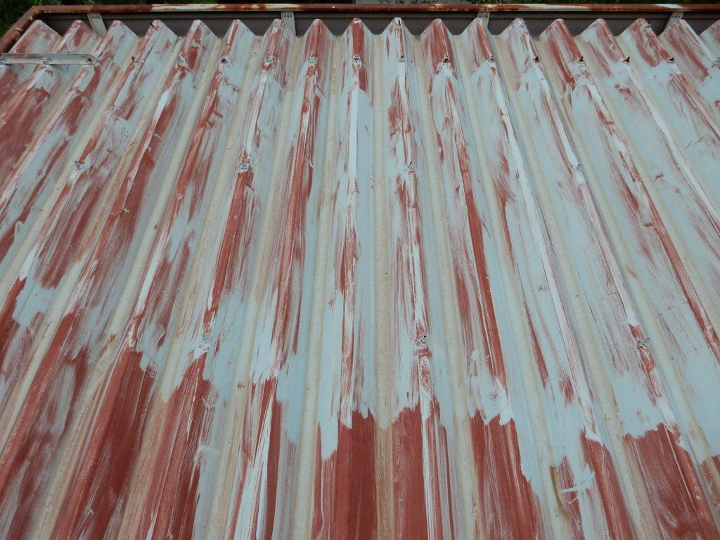 アパート屋根塗装【横浜市神奈川区】ファインシリコンフレッシュ after3