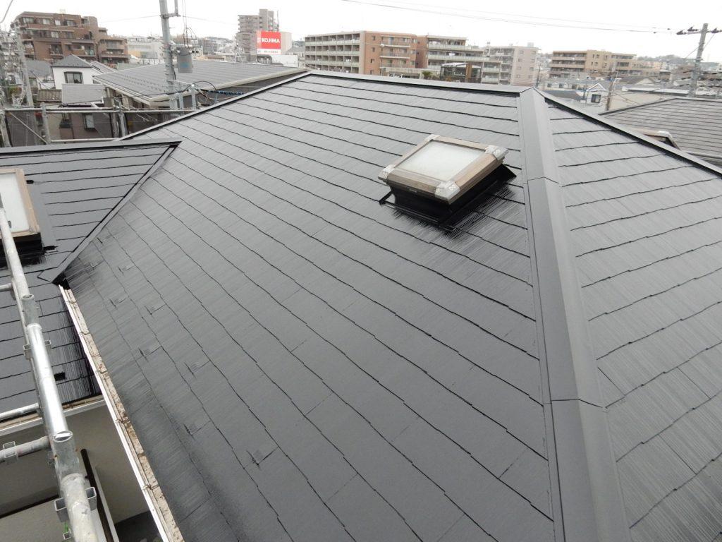 外壁塗装、屋根塗装【横浜市神奈川区】パーフェクトトップ after3