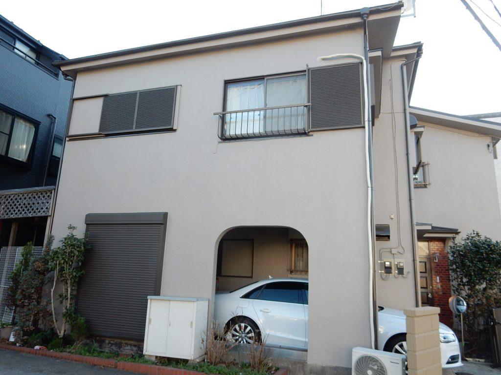 【横浜市磯子区】2階建戸建て外壁塗装パーフェクトトップ after3