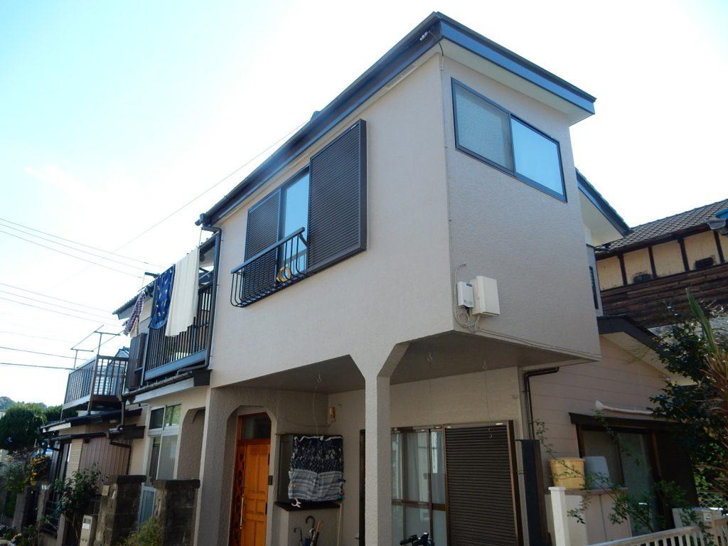 【横浜市緑区】外壁塗装パーフェクトトップ after2