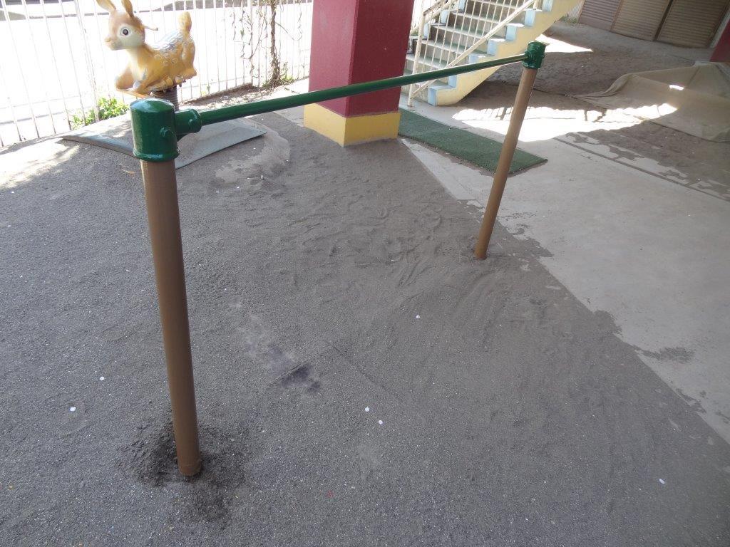 幼稚園遊具の塗装工事【座間市】 after3