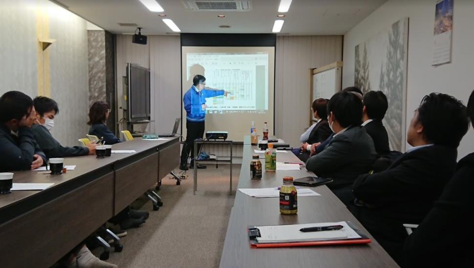 日本ペイントダイヤモンドコート店会議に参加してきました