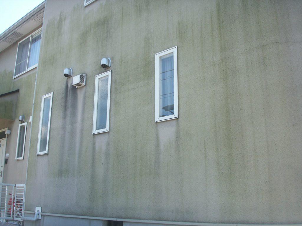 テラスハウス外壁塗装【横浜市港南区】ダイヤモンドコート before2