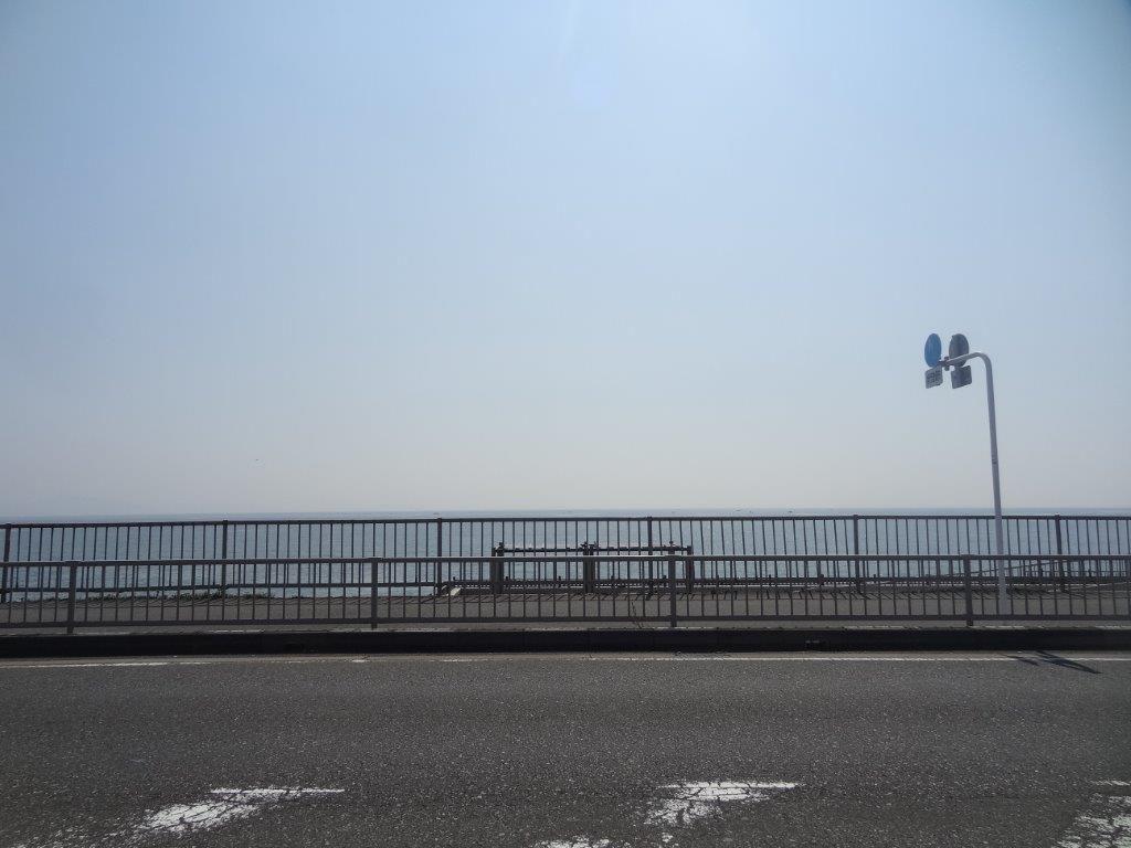 三浦市の海!