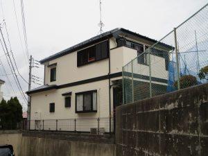 外壁塗装【横浜市港北区】パーフェクトトップ after